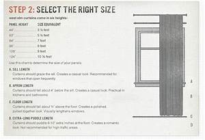 Bed Sheet Sizes Chart Select The Right Size Window Treatments Window Curtains