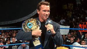 Arnold Schwarzenegger To Be Celebrity Inductee In Wwe Hall Of Fame Class Of 2015