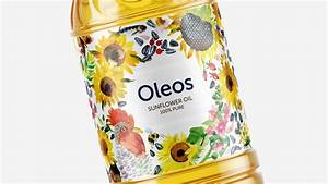 Oleos Sunflower Oil on Packaging of the World - Creative ...