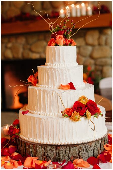 fall weddings 24 great ideas for fall wedding cake decoration style motivation