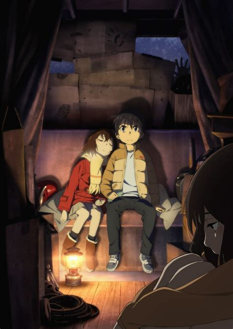 Erased The Anime Erased Anime Pv Second Visual Released Anime Herald