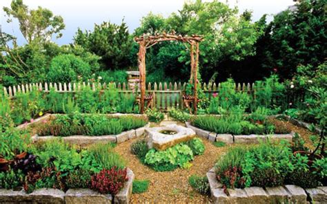 Vegetable Garden Design Inspiration