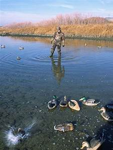 Waterfowl Guide Mike Miller Explains How To Take Late