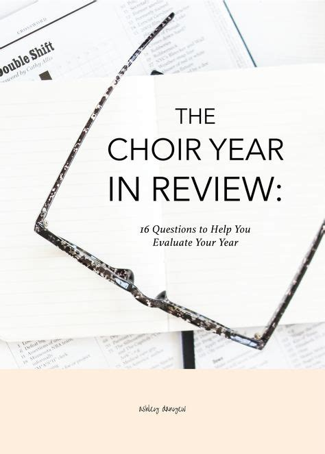 choir year  review  questions