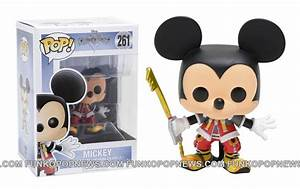 Disney Square Enix Kingdom Hearts Funko POPs! First Look ...