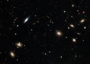 Hubble's sweeping view of the Coma Galaxy Cluster | ESA/Hubble