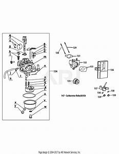 Troy Bilt 31ah97p7766 Polar Blast 4510  2013  Parts Diagram For 490