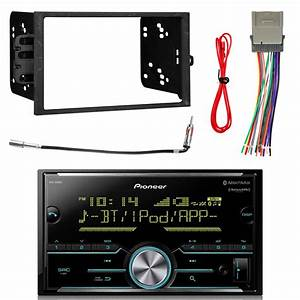 Pioneer Vehicle Digital Media Double Din Receiver With