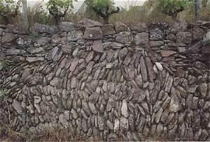 Barre De Schiste : les materiaux du mur de soutenement en pierres seches christian lassure michel rouvi re ~ Melissatoandfro.com Idées de Décoration