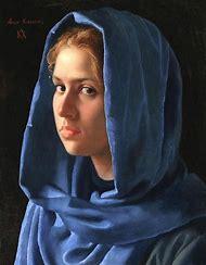 Oil Painting Portrait Man