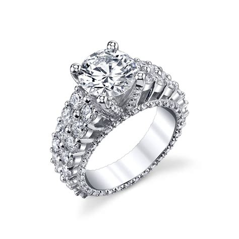 ideas  white gold zirconia wedding rings