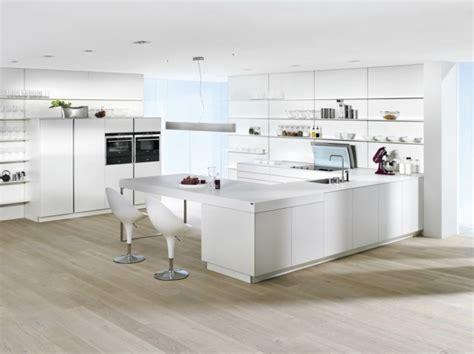 cuisine luxueuse cuisine blanche des exemples beaux et généreux