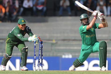 Pakistan Vs South Africa ODI (Cricket world cup 2015 ...