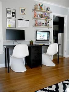 Two, Person, Desk, Debut