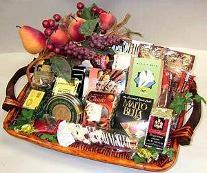 Thanksgiving Gift Basket Ideas