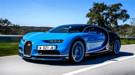 How Much Does A Bugatti Chiron Cost To Run?