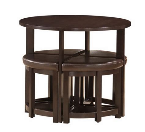 Baxton Studio Rochester Brown Modern Bar Table Set With