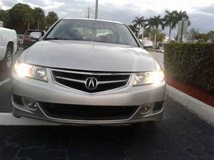 Sell Used Acura Tsx 2007 Manual Transmission In Miami