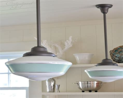 cottage island pendant lighting cottage kitchen