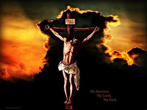 Jesus On Cross Wallpapers Wallpaper Cave