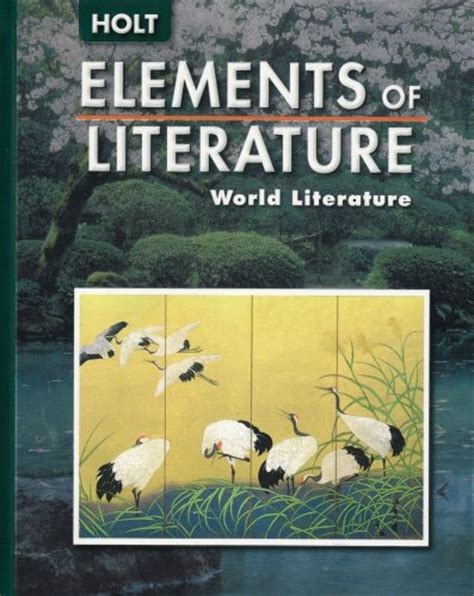 Download Elements Of Literature World Literature [pdf] By G Kylene Beers Erodhilynb