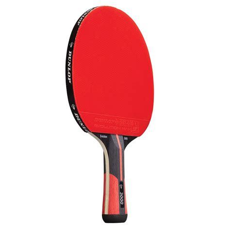 dunlop evolution  table tennis bat