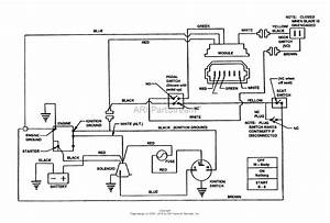 Snapper 281016be 28 U0026quot  10 Hp Rear Engine Rider Series 16 Parts Diagram For Wiring Schematic For 8