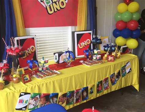 birthday party ideas for new party ideas uno card theme birthday quot amir is uno quot catch my party