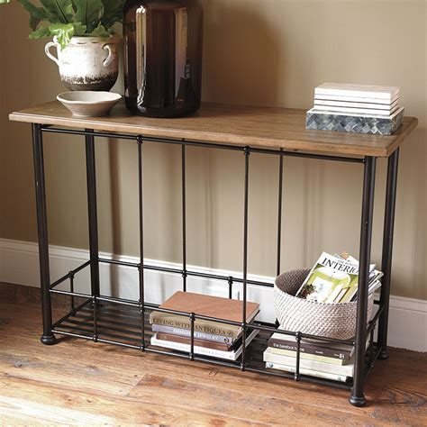 Park Console by Oak Park Console European Inspired Home Furnishings