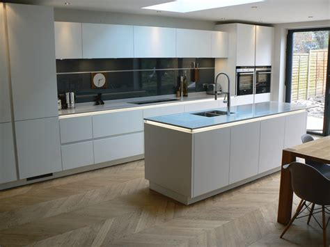 backsplash kitchen ideas recent projects true handleless kitchens co uk
