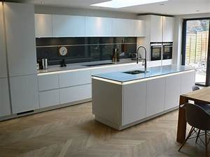 Recent projects - TRUE handleless kitchens co uk