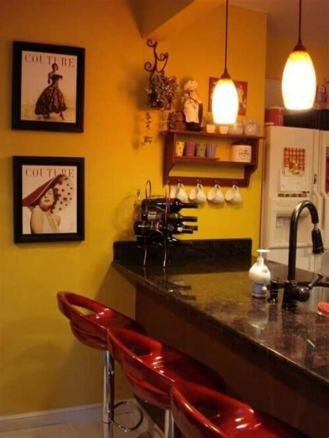 13+ Stunning Cafe Themed Kitchen Ideas To Boost Your Mood