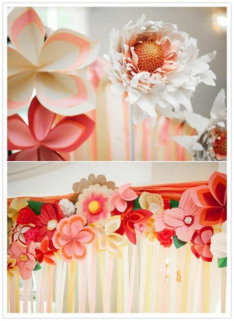 ide pembuatan kertas bunga karangan bunga