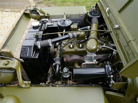 wwii jeep engine 166 best images about jeep cj 2a cj 3a willys mb on