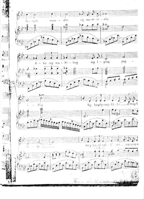 Antonio molina was appointed as faculty member of the up conservatory of music in 1924. The Filipino Kundiman: Ang Langit Sa Lupa (Heaven On Earth ...