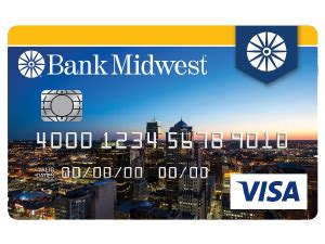 Hurry in to receive a credit of up to $3,500 on select models now through august 2nd. Bank Midwest   Credit Cards   Rewards   Kansas City, Missouri's's Sensible Bank Choice