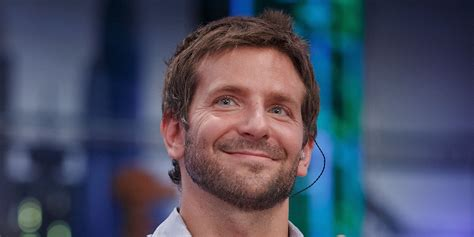 Bradley Cooper Is Doing His Best To Prevent Hair Loss