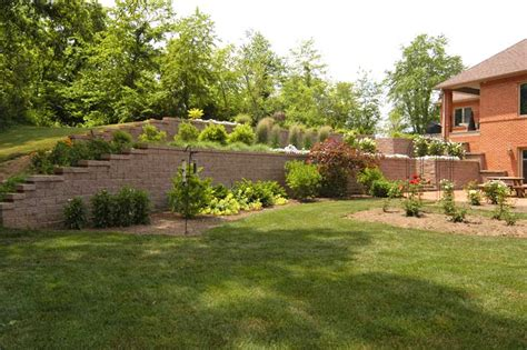how to landscape a hill bryce hill inc