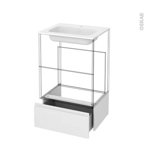 plinthe sous meuble cuisine excellent tiroir sous meuble socle n ipoma blanc pour