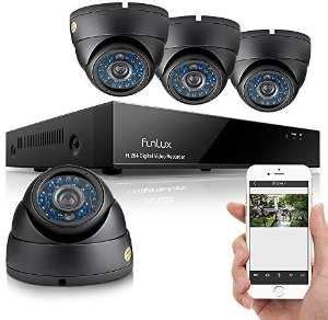 überwachungskamera mit aufzeichnung funk ueberwachungskamera set test mit aufzeichnung