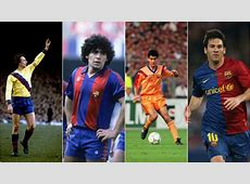 The 11 best Barcelona kits of all time FourFourTwo