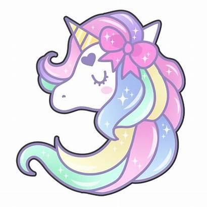 Unicorn Kawaii Clipart Transparent Pastel Unicorns Webstockreview