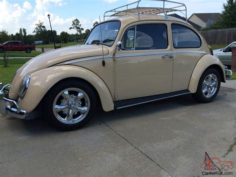 Volkswagen Beetle Customized by Customized Classic Vw Beetle Bug