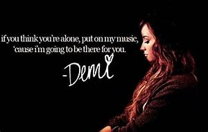 Demi Lovato...A great recovery inspiration! | Quotes ...