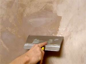 Painting walls techniques
