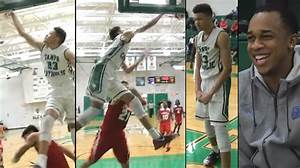 John Henson Laughs After Watching Kevin Knox Posterize A ...