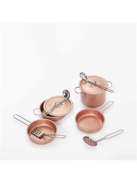 mud kitchen accessories children pans pots lewis john