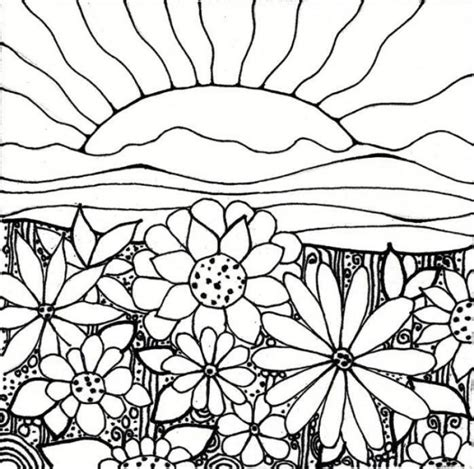 gardening coloring pages    print