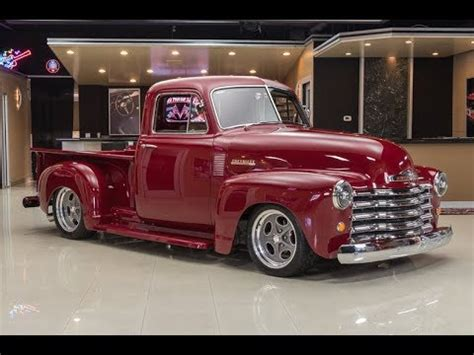 Chevrolet Pickup For Sale Youtube