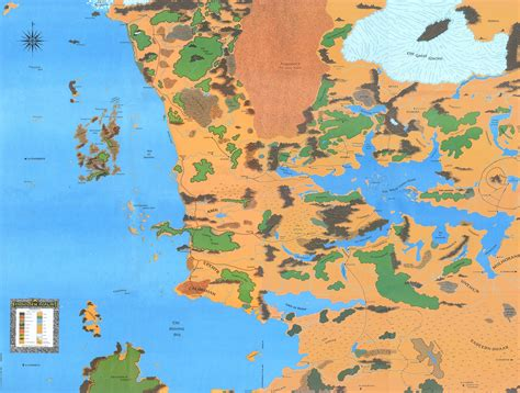 setting    settings fantasy map review iv